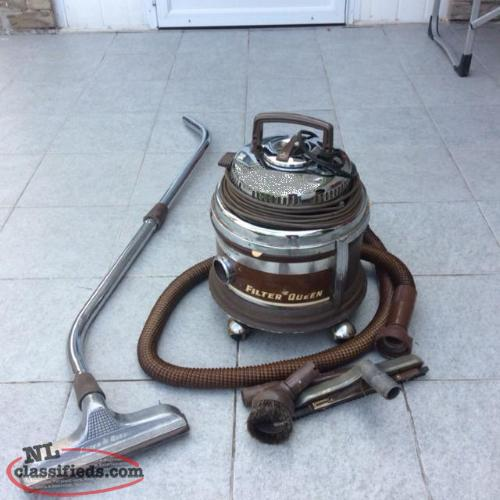 Wanted Filterqueen Vacuum For Parts St John S