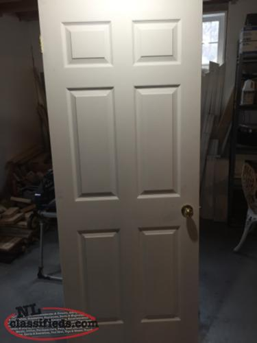 Interior 80 inch x 32 inch doors south river newfoundland for 12 inch interior door