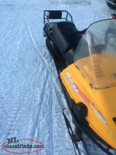 1999 tundra ski doo for sale