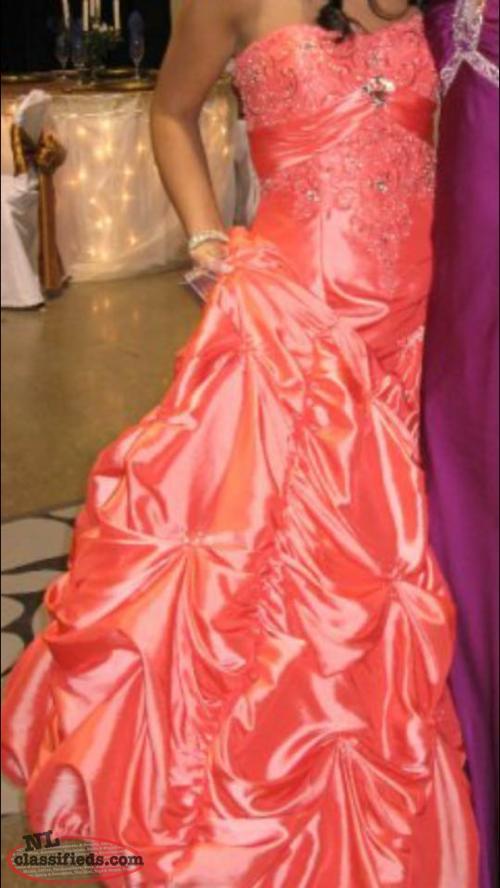 Prom dress - St. John's, Newfoundland