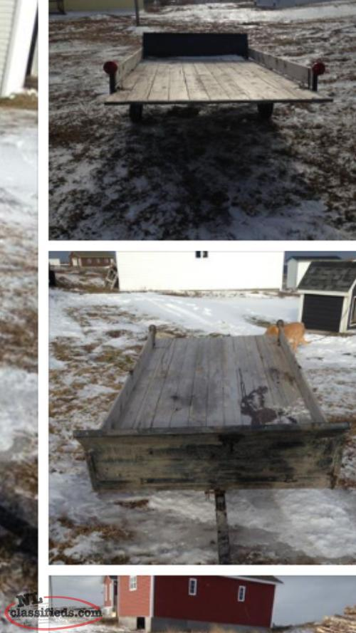 signal trailer for sale - bonavista, Newfoundland