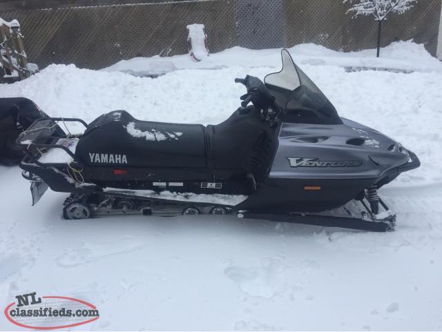 2005 yamaha 500 not a 2up spaniards bay newfoundland for 500 yamaha snowmobile