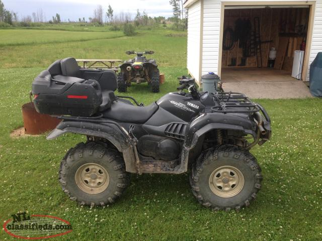 2005 grizzly 660 se clarenville newfoundland for 2006 yamaha grizzly 660 battery