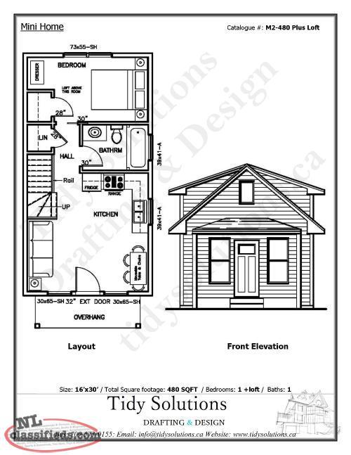 Custom House Plans Interior Design More Port De Grave