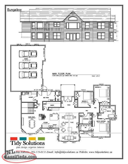 Custom house plans interior design more port de grave for Home plans newfoundland