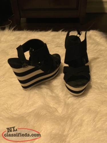 Naturalizer Sandals Wyatt   Black