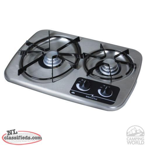 RV cooktop