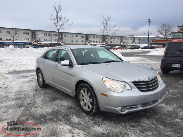 55 000kms 2007 chrysler sebring st johns newfoundland. Black Bedroom Furniture Sets. Home Design Ideas