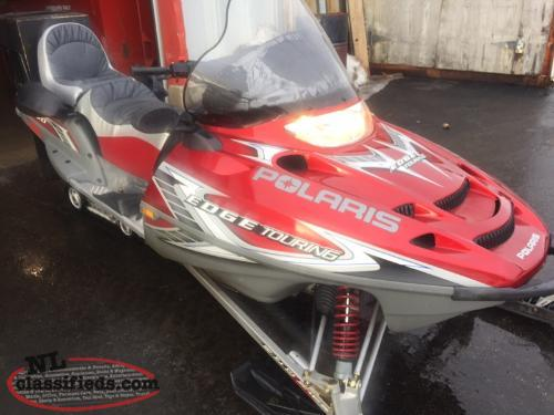 2005 Polaris 600 Edge Touring