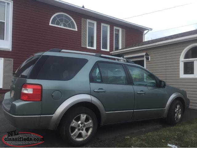 2006 ford freestyle spaniards bay newfoundland. Black Bedroom Furniture Sets. Home Design Ideas