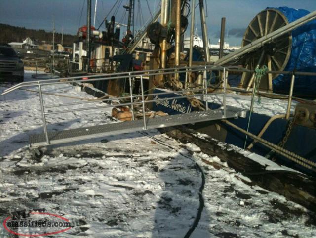 12ft Aluminum Gangway Triton Newfoundland Labrador Nl