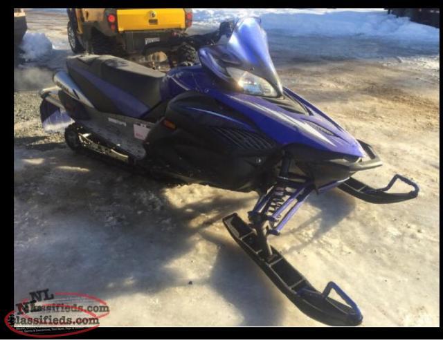 Low km 2006 yamaha attak charlottetown newfoundland for Yamaha attak for sale