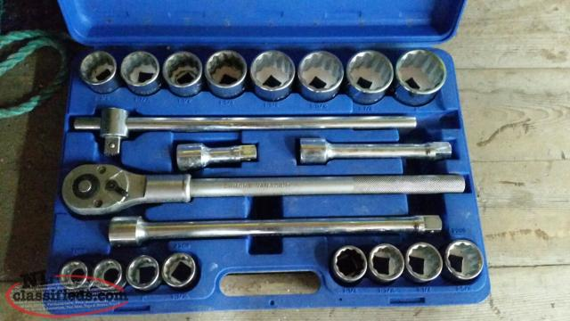 Heavy duty tools for sale