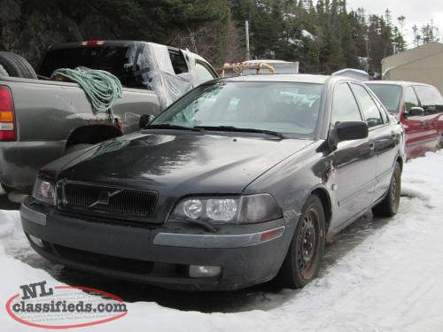 Volvo S40 A Pre Owned Vehicle Richmond Sedan Gray Automatic ...
