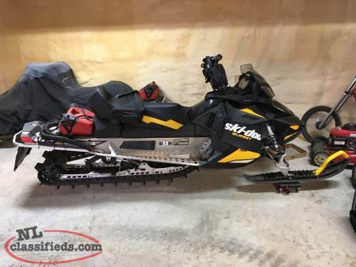 "SALE / TRADE - 2011 Ski-Doo Summit 800 SP - 154"" Track"