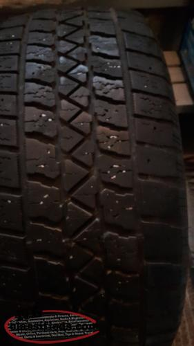 215/55/16'' M/S TIRES - pic 1  of 2