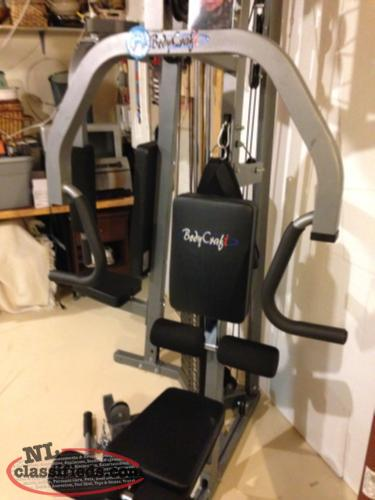 Universal home gym for sale gander newfoundland