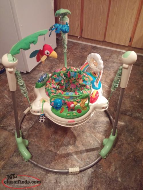 jumperoo seat cover instructions