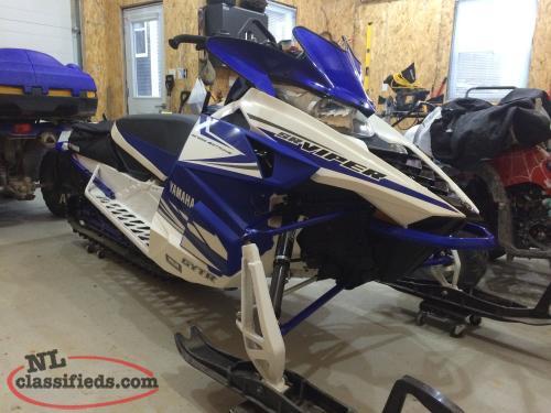 2015 yamaha sr viper xtx st john 39 s newfoundland for Yamaha sx viper windshield