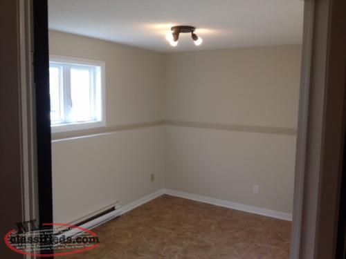 1 Bedroom Basement Apartment C B S Newfoundland