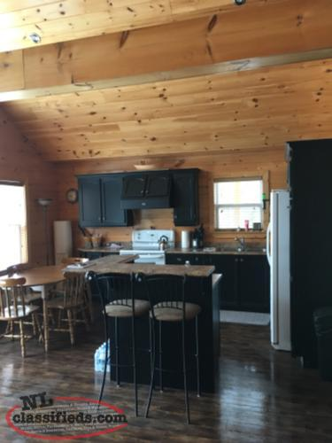 Cabin For Rent - Howley