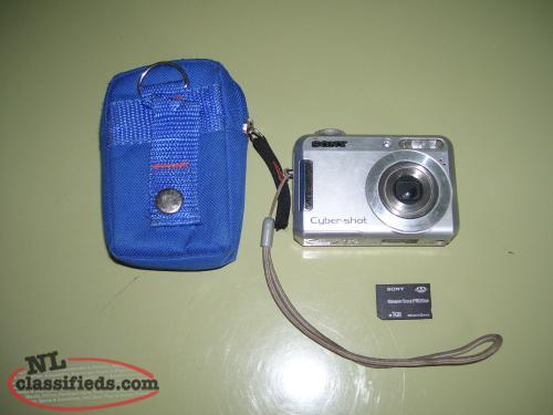 sony cybershot 7.2 megapixels user manual