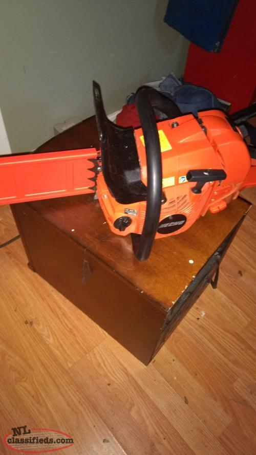 Brand new chain saw peterview newfoundland for Best garden tools brand