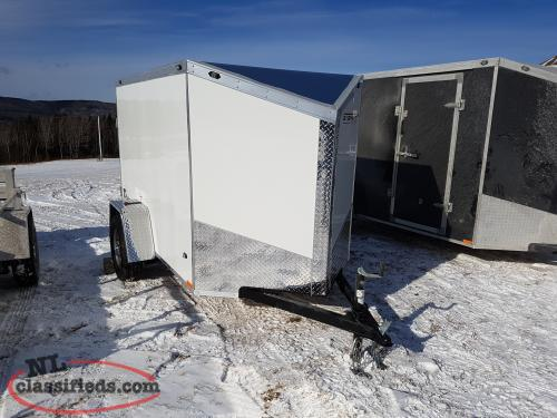 Stealth Snowmobile / ATV trailers / Cargo Trailers