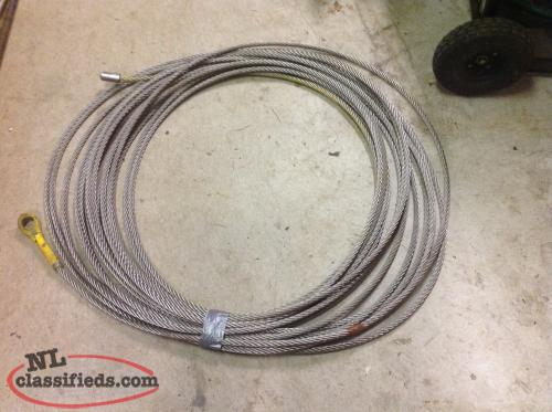 "1/2"" Stainless Rope Cable"