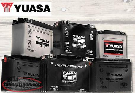 ***ATV - SIDE X SIDE - SNOWMOBILE BATTERIES IN STOCK***