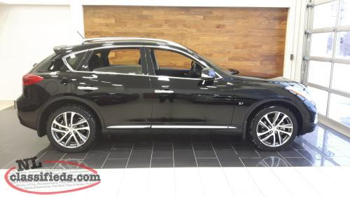 2016 QX50 Premium with Navigation Package