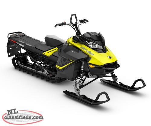 2017 SUMMIT SP 850 ETEC 165""