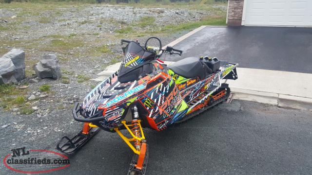 2011 pro rmk assault 155 with silber turbo
