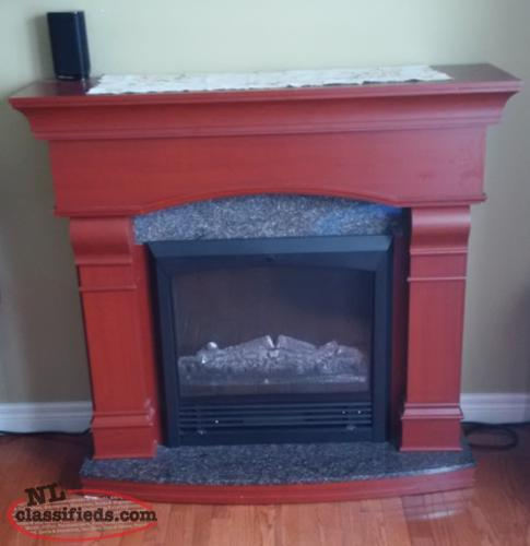 Provence Electric Fireplace By Sylvania Paradise