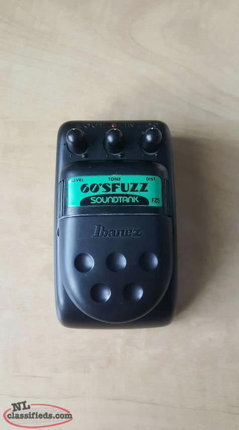 Ibanez fuzz pedal st john 39 s newfoundland for Yamaha psr e423 for sale