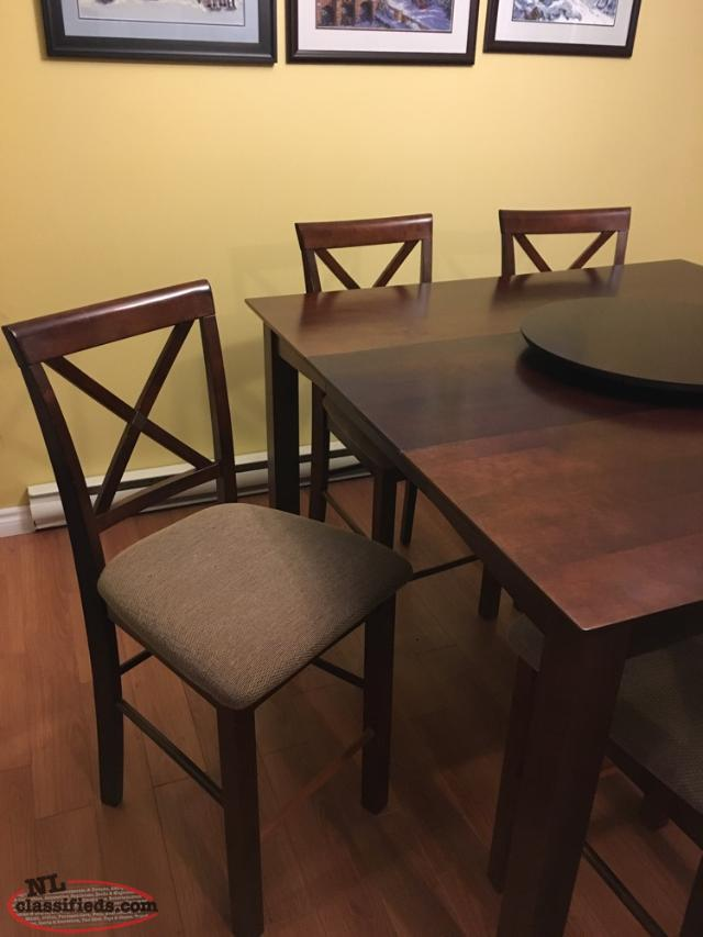 pub style dining room table spaniard s bay newfoundland