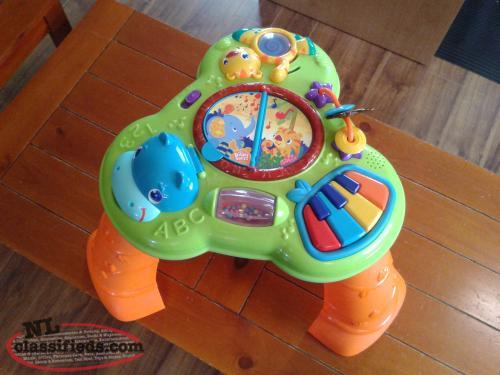 Child's Musical Table for sale