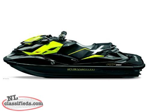 GREAT DEAL on a 2012 Sea-Doo RXP-X 260 with I CATCH TRAILER & COVER