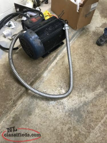 10 hp single phase motor daniel 39 s harbour newfoundland for 10 hp single phase motor