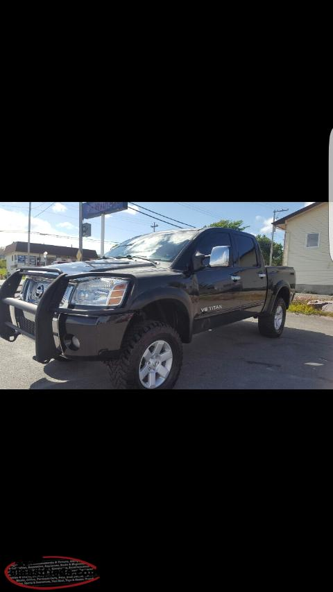 Norms Used Trucks >> Lifted 2006 nissan titan king cab SE - Spaniards bay, Newfoundland
