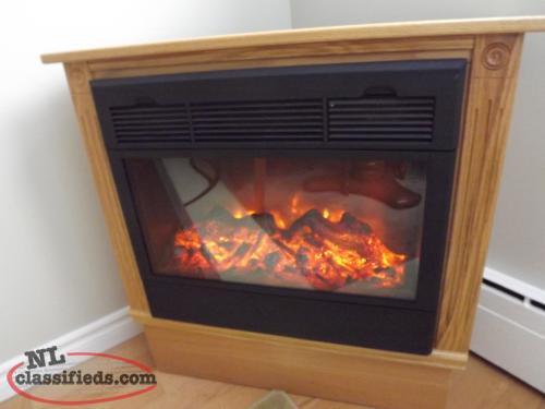 Amish Electric Fireplace St John 39 S Newfoundland Labrador Nl Classifieds