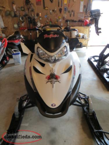 2009 Polaris Dragon Switchback 600...Like New