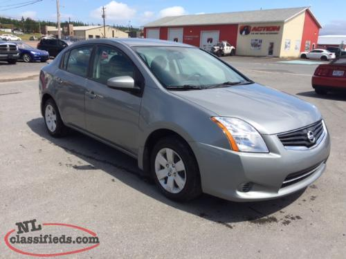 2012 Nissan Sentra Base Model $4300.00 FIRM FIRM!!