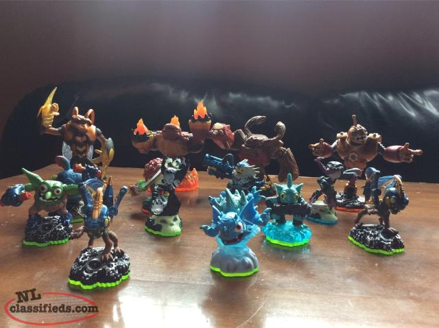 Skylanders: Giants, Spyros Adventure, Swapforce