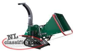 3 pont hitch wood chipper