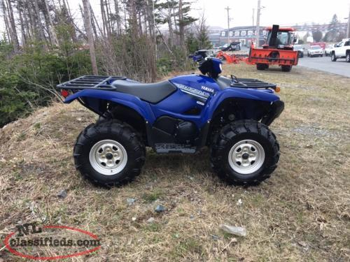 2016 yamaha grizzly 700 eps 5000 k winch upgrade tires may for 2017 yamaha grizzly 700 hp