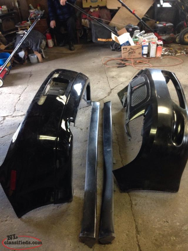 G5 GT Bumpers & Side Skirts