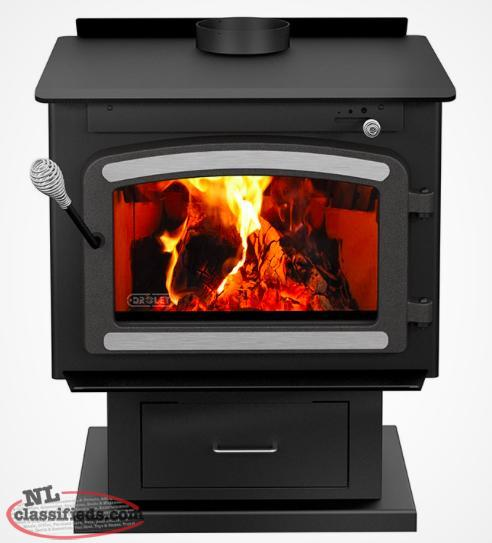 "New Drolet ""Classic"" Woodstove"