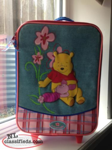 Winne the Pooh Suitcase