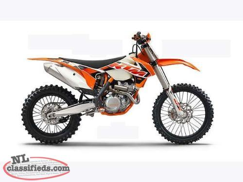 MAY 24 DEAL - SAVE $3,000 on a BRAND NEW KTM 2015 350 XC-F